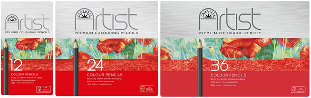 Fantasia The Quality Pencil Company - Premium-color-pencils